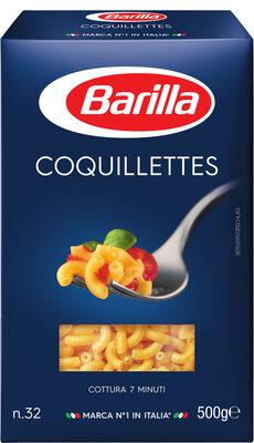 Pâtes Coquillettes - Produit - fr