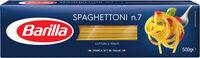 Pâtes Spaghettoni - Product - fr