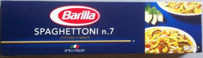 Spaghettoni n.7 - Producte