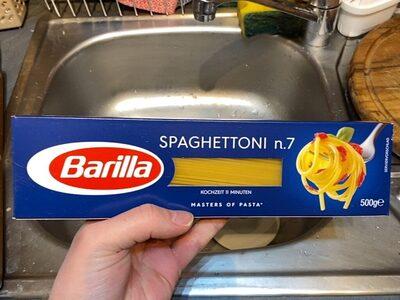 Spaghettoni n°7 - Produit - fr