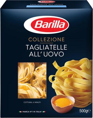 Barilla pates collezione tagliatelles aux oeufs - Prodotto - fr