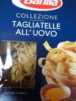 Pâtes aux oeufs Tagliatelle - Produit