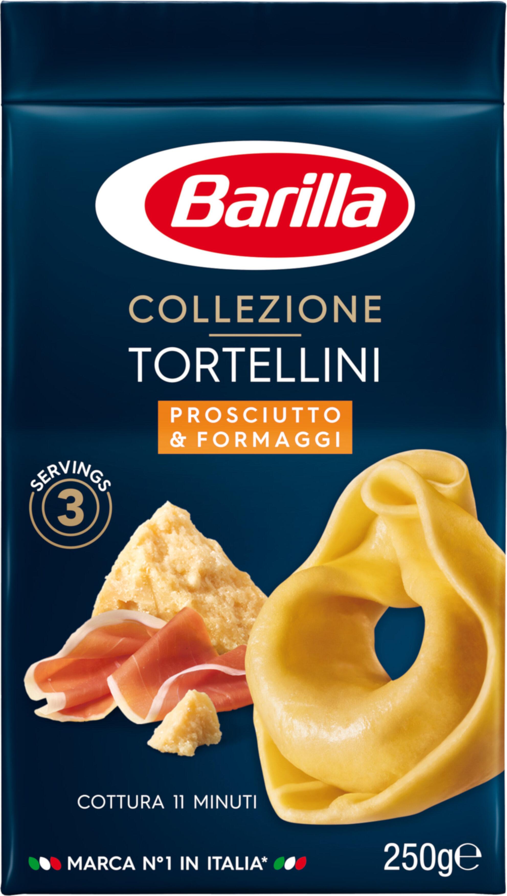 Pâtes Tortellini jambon fromage - Product