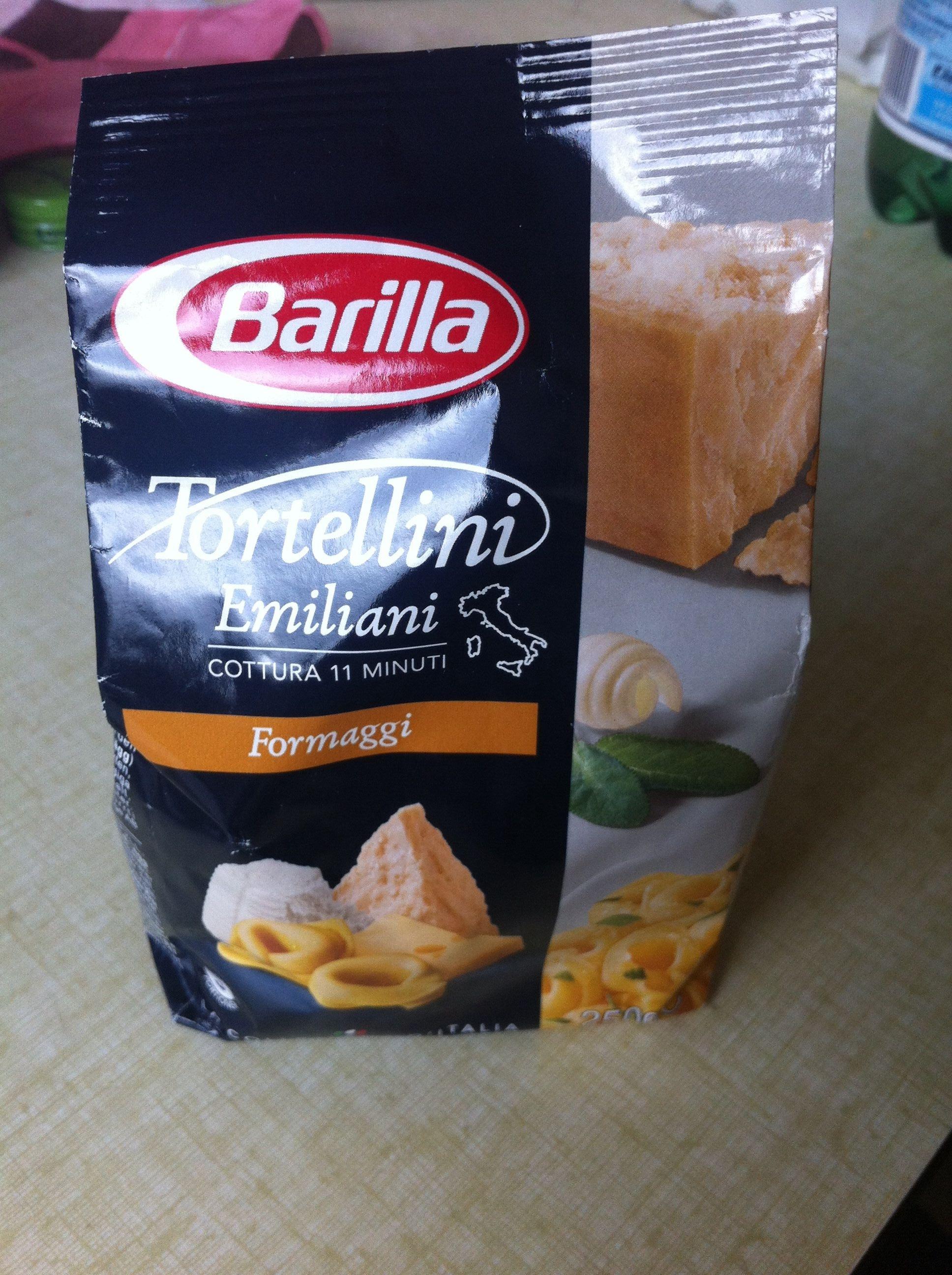 Tortellini Emiliani Formaggi Barilla 250g
