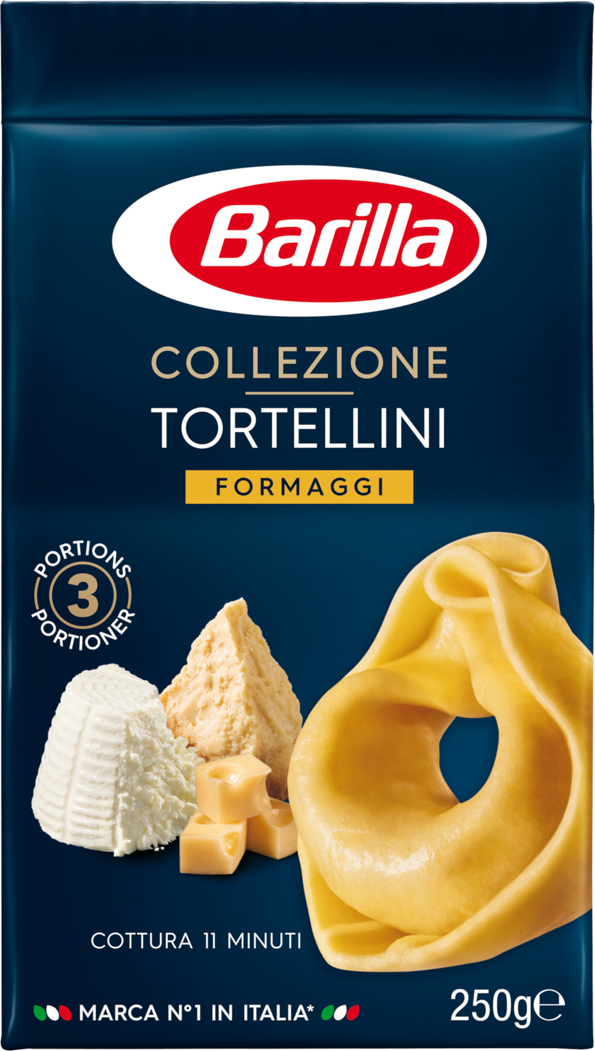 Pâtes Tortellini aux fromages - Product