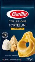 Pâtes Tortellini aux fromages - Produit - fr