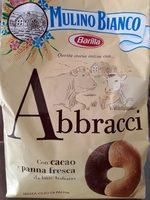 Abbracci fin cacao e panna fresca - Product - fr