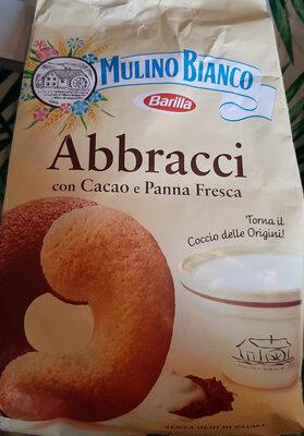 Abbracci con cacao e panna fresca - Prodotto - it
