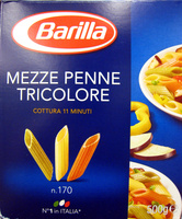 Collection Mezze Pens Tricolore - Produit - fr