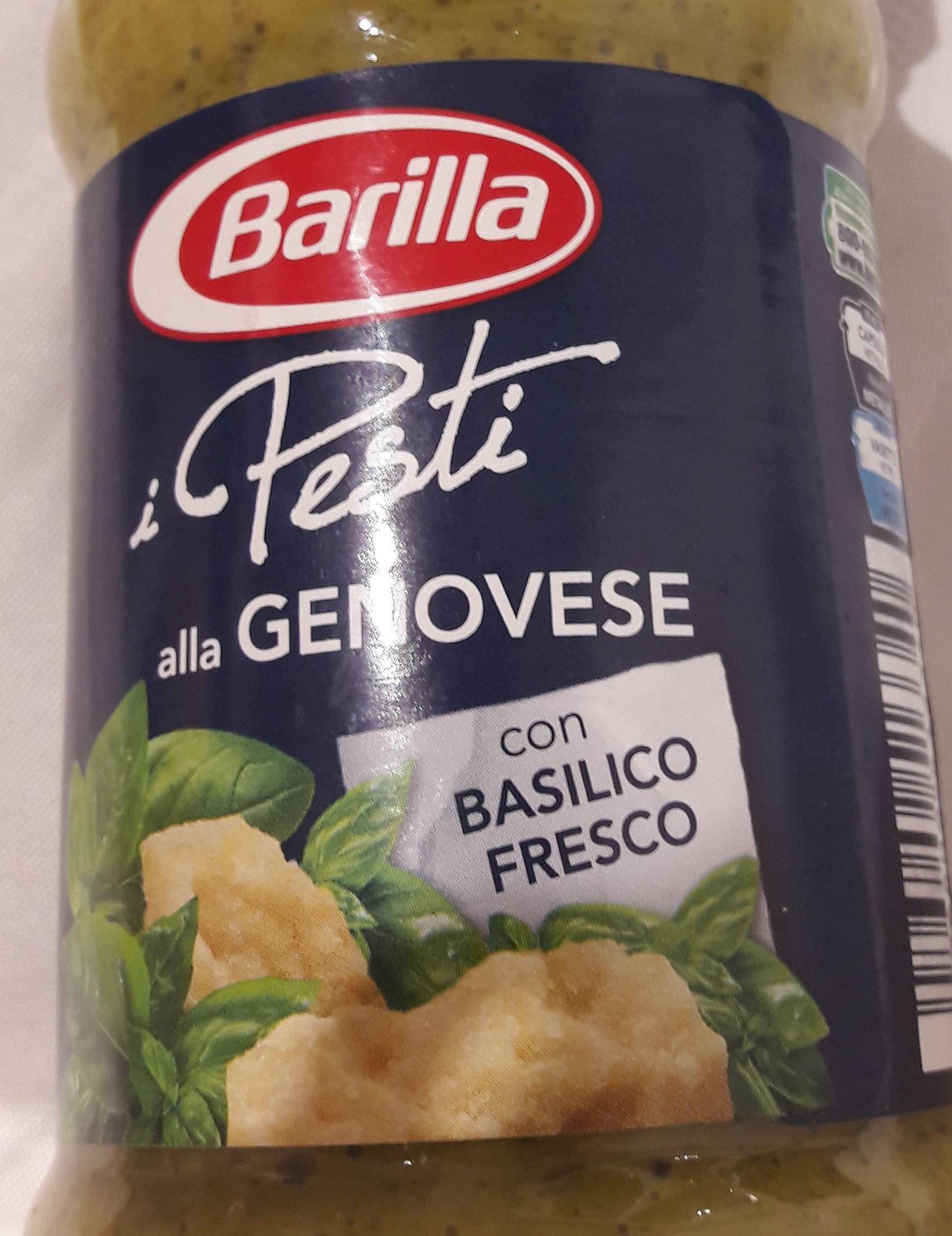 Barilla Pesto Genovese - Product - en