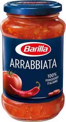 Barilla sauce tomates arrabbiata - Produkt - da