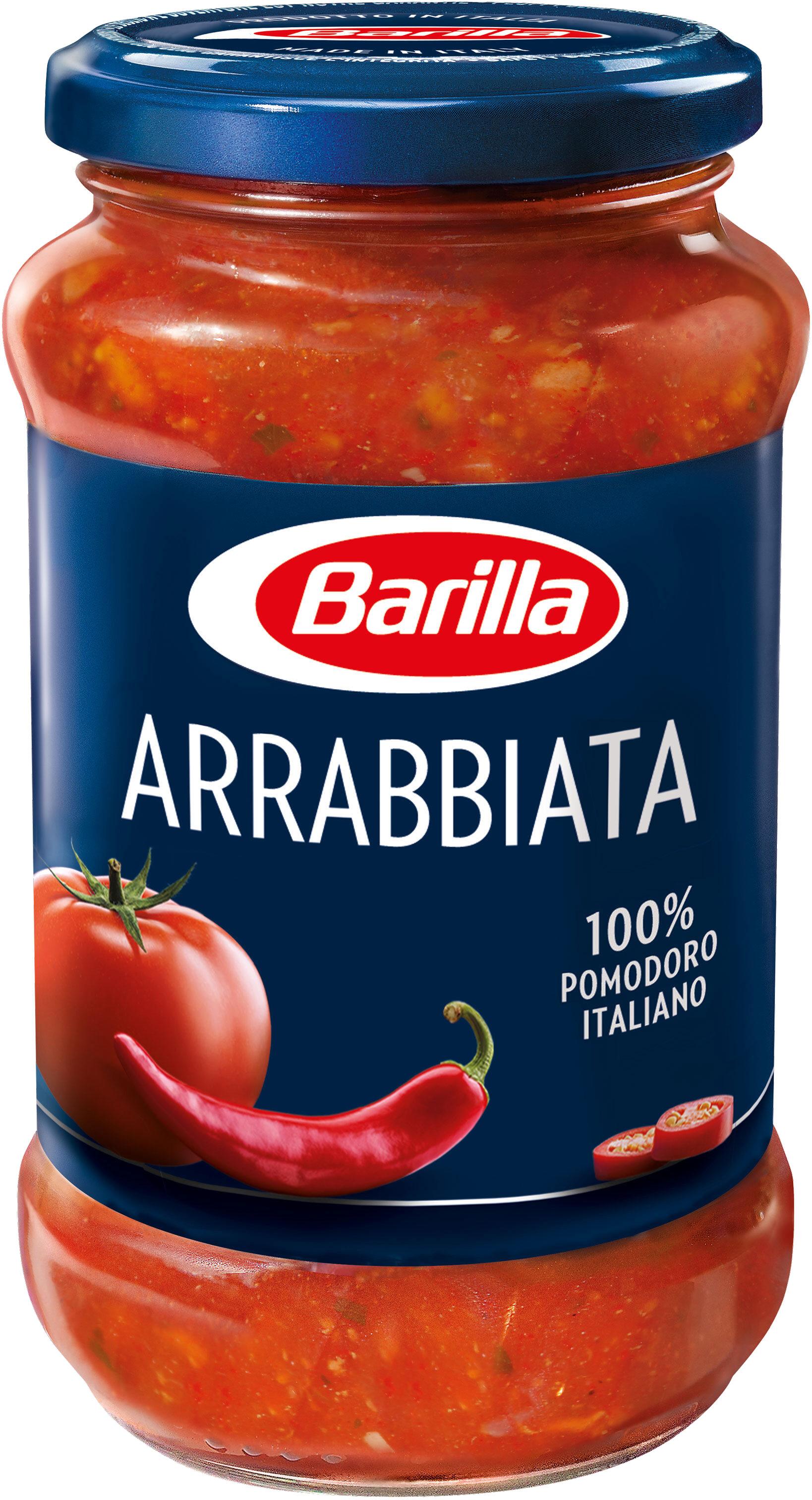 Barilla sauce tomates arrabbiata - Tuote - fi