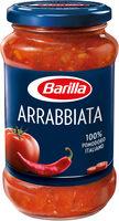 Barilla sauce tomates arrabbiata - Produit - fr
