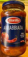 Barilla sauce tomates arrabbiata - Prodotto - it