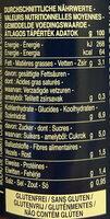 Arrabbiata Tomatensauce - Nutrition facts - de