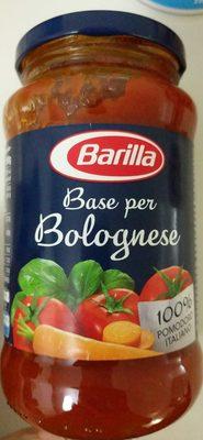 Base per Bolognese - Produkt
