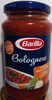 Sauce Bolognese Ricetta Speciale Barilla - Product