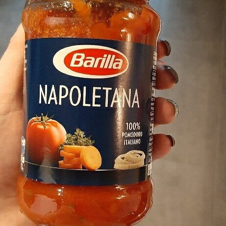 Sauce napolitaine - Product - fr
