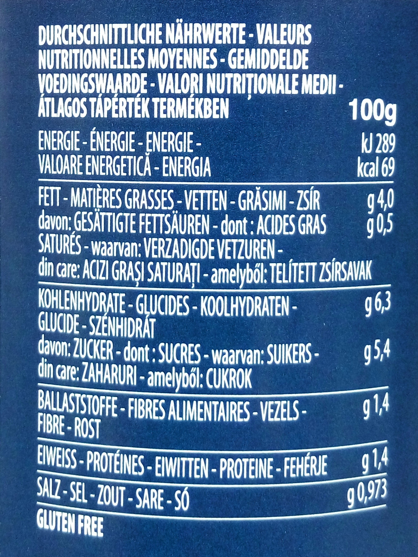 Sauce napolitaine - Nutrition facts - fr