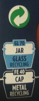 Basilico - Recycling instructions and/or packaging information - es