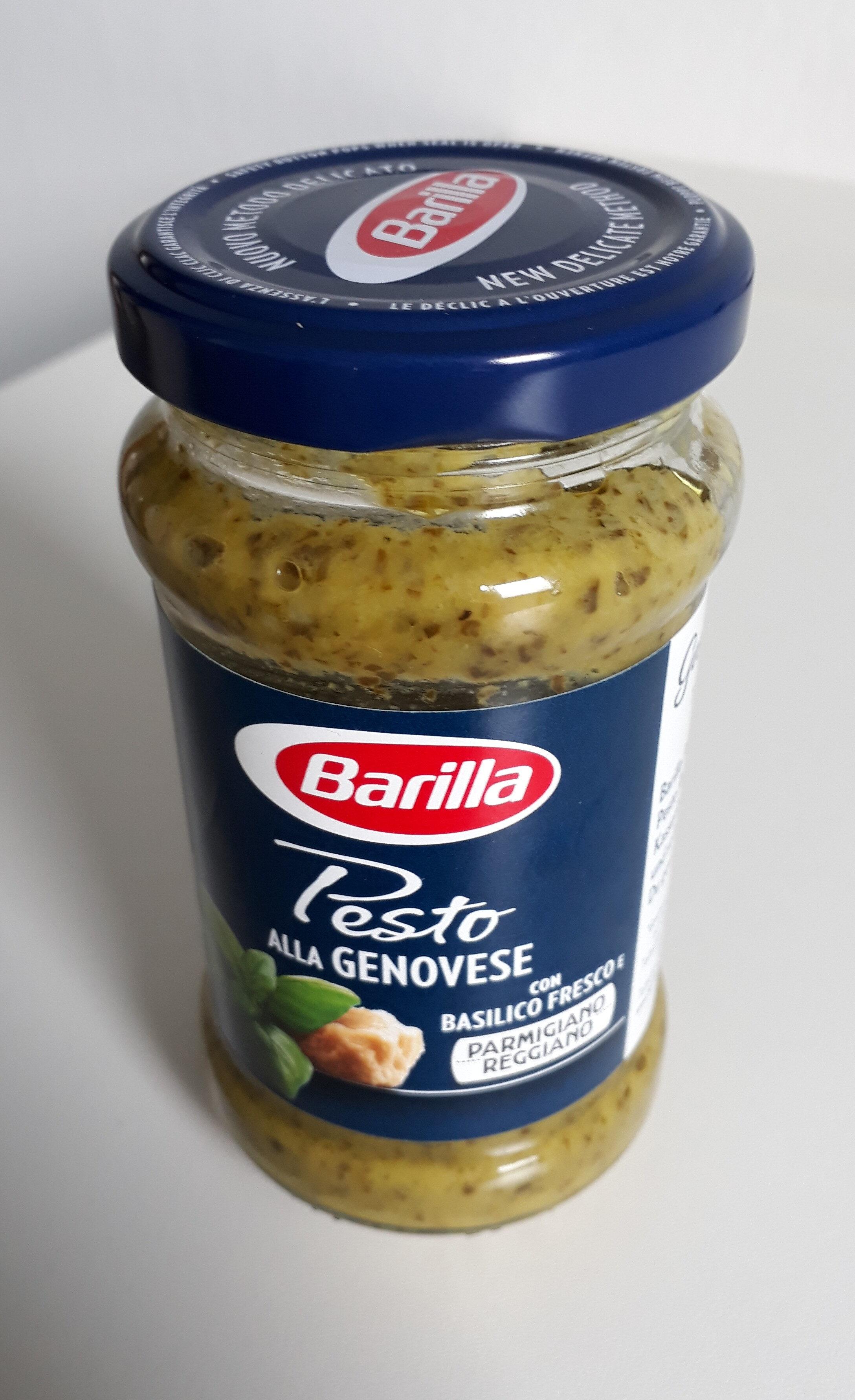 Pesto sauce with basil - Produkt - de
