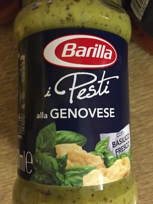 Pesto sauce with basil - Produit - fr
