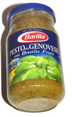 Barilla sauce pesto alla genovese basilic frais - Producto