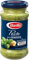 Barilla sauce pesto alla genovese basilic frais - Produkt - de