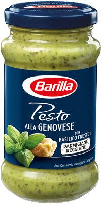 Barilla sauce pesto alla genovese basilic frais - Product - fr