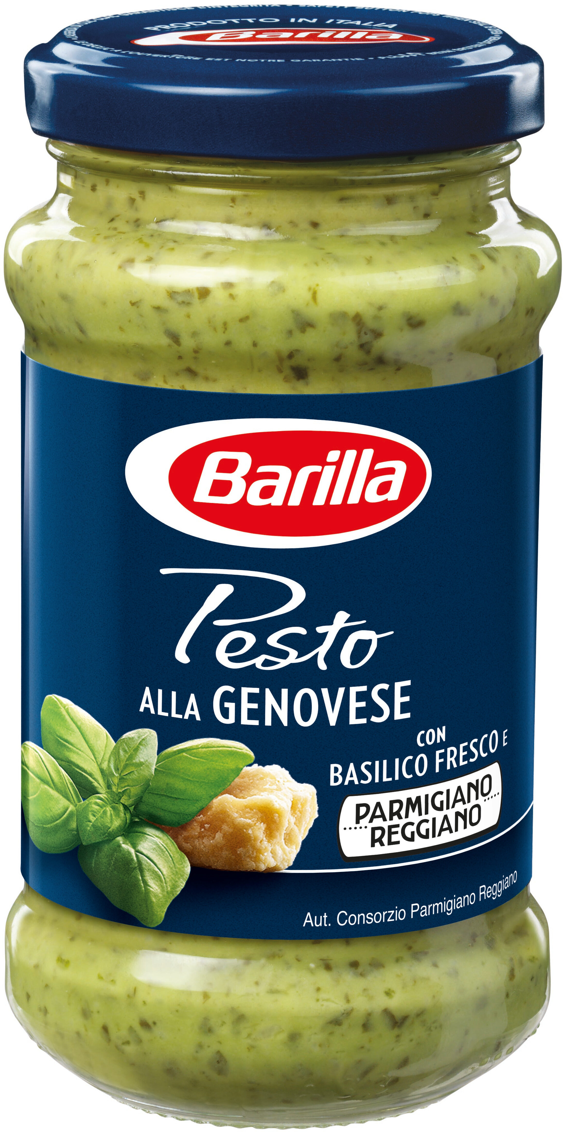 Barilla sauce pesto alla genovese basilic frais - Prodotto - fr