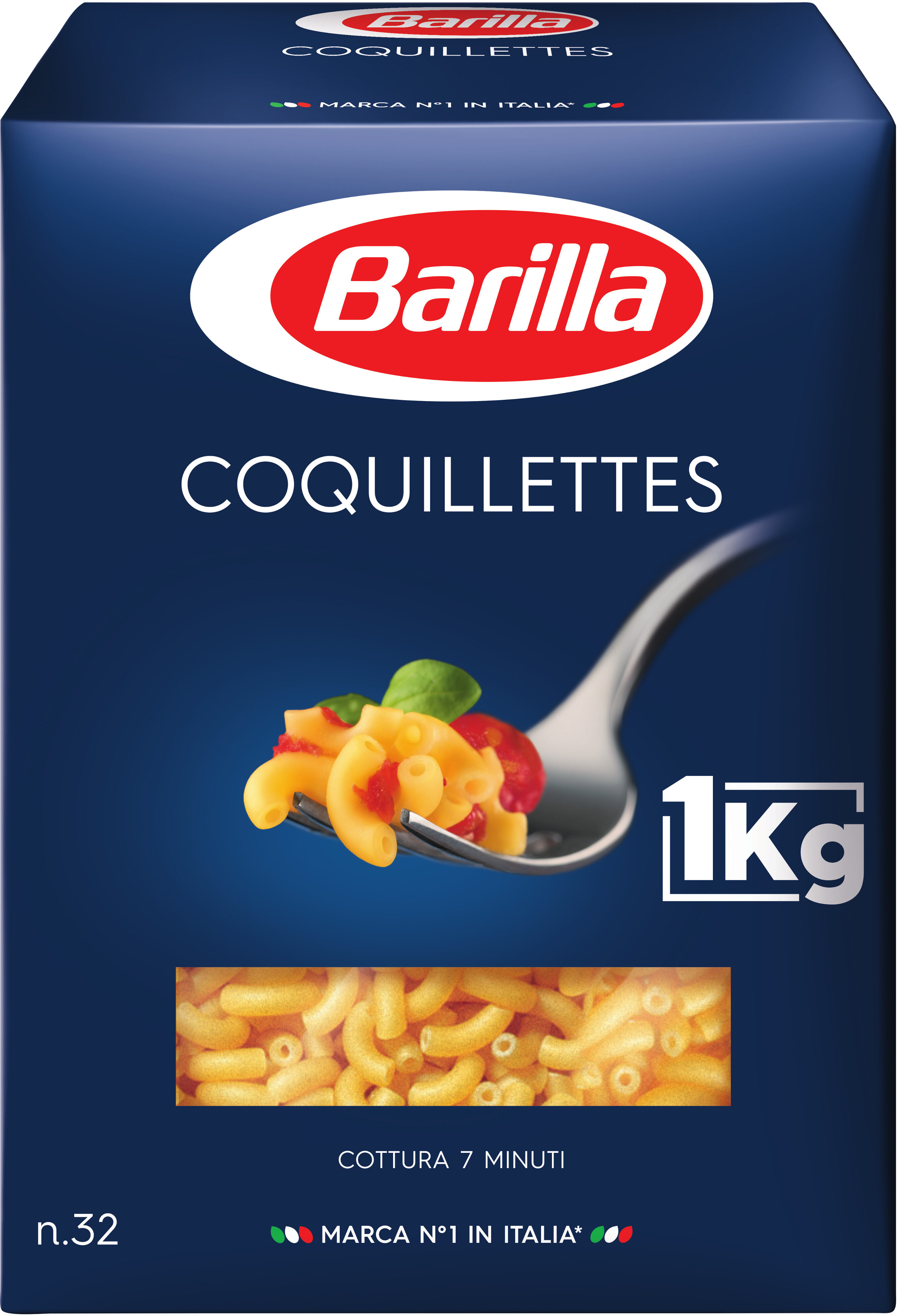 Pâtes Coquillettes - Product