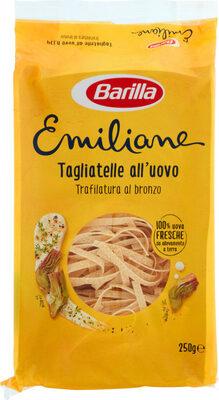 Emiliane tagliatelle all'uovo - Prodotto - en