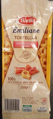 Tortellini - Informations nutritionnelles