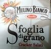 Sfoglia di Grano Cracker salati Barilla Mulino Bianco - Product
