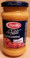 Barilla Pesto calabrese - Produkt