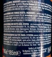 Pesto Alla Calabrese - Ingredienti - de