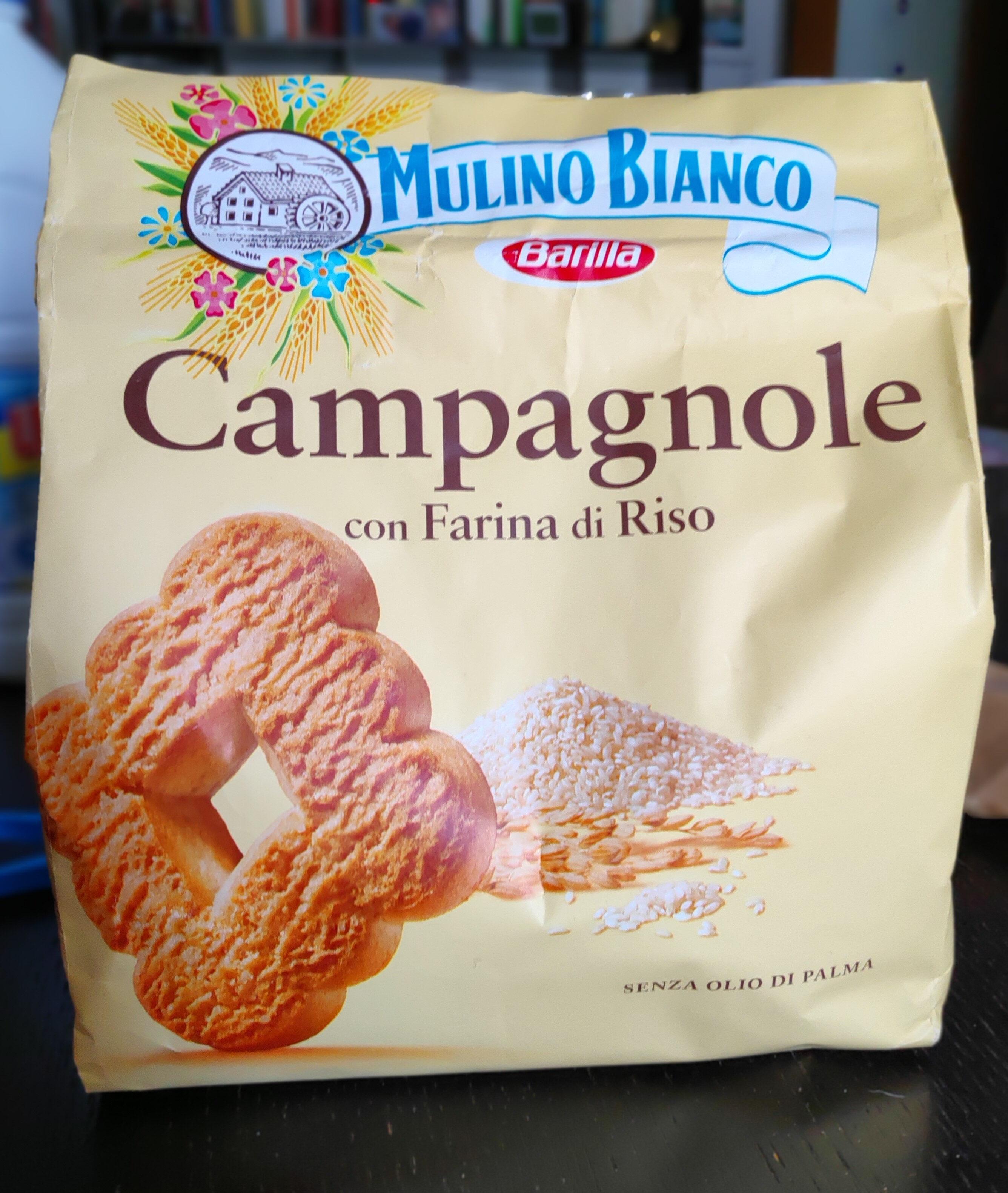 Mulino Bianco Campagnole - Prodotto - it