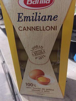 Emiliane CANNELLONI - Prodotto