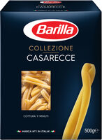 Pâtes Casarecce - Produit - fr