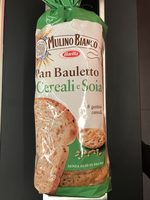 Pan Bauletto ai Cereali e Soia - Produit - fr