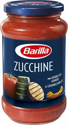 Sauce courgette et légumes grillés - Produit - fr