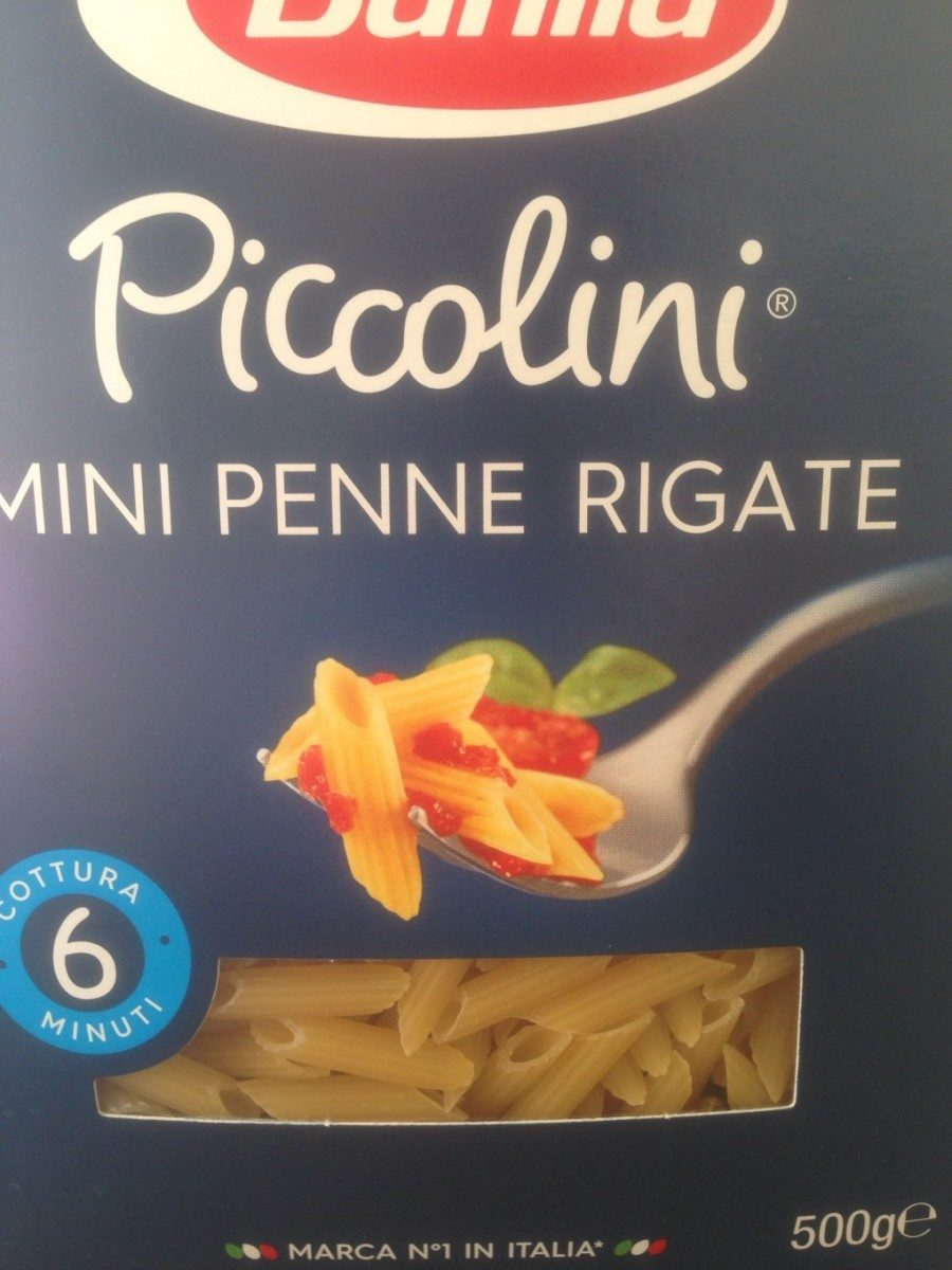 Piccolini - Product