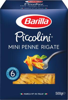 Pâtes Mini Penne Rigate - Prodotto - fr