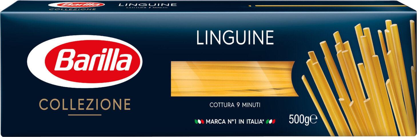 Barilla pates collezione linguine - Product - fr