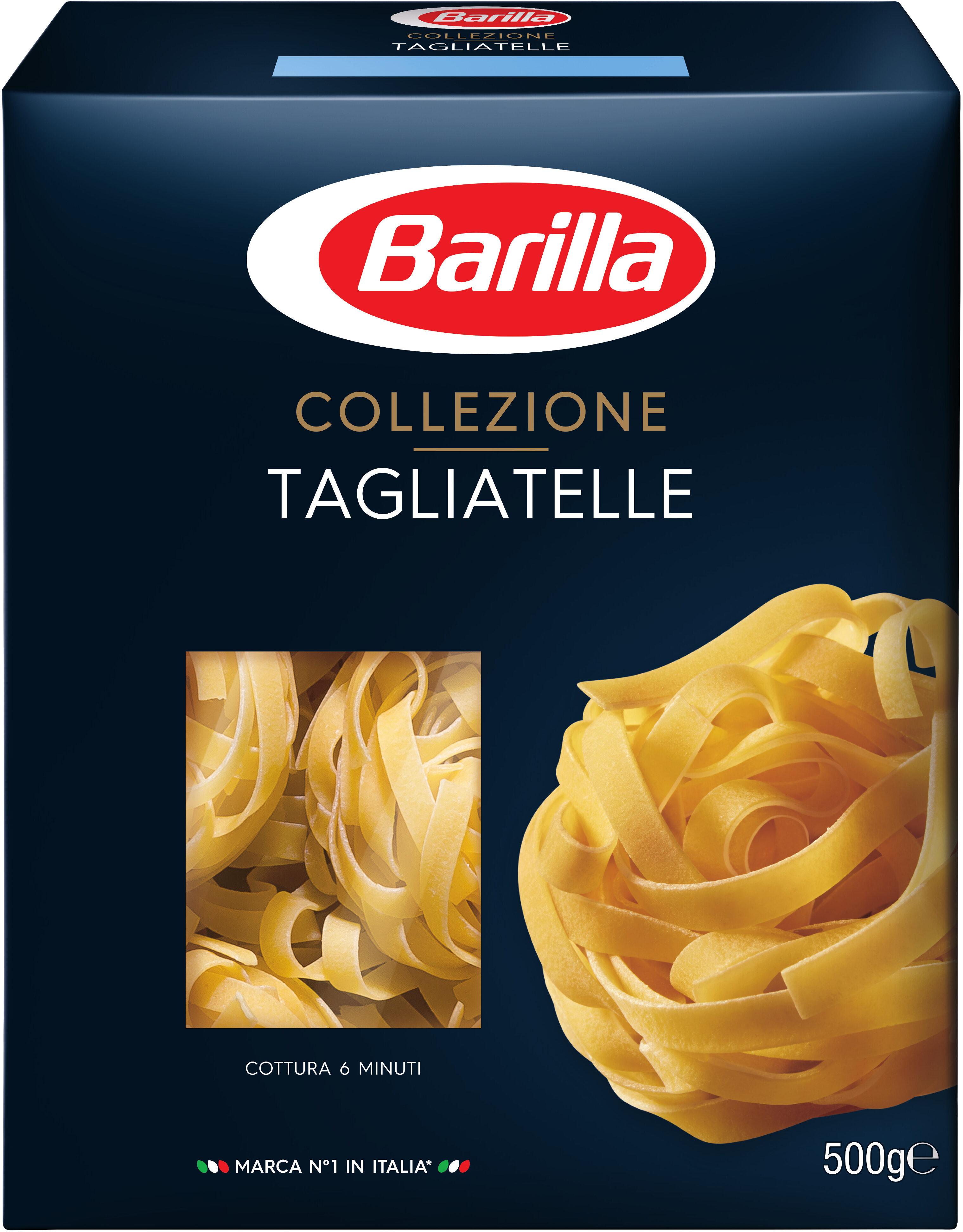 Barilla pates collezione tagliatelles - Produkt - fr