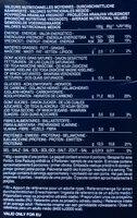 Barilla pates collezione tagliatelles - Nährwertangaben - fr