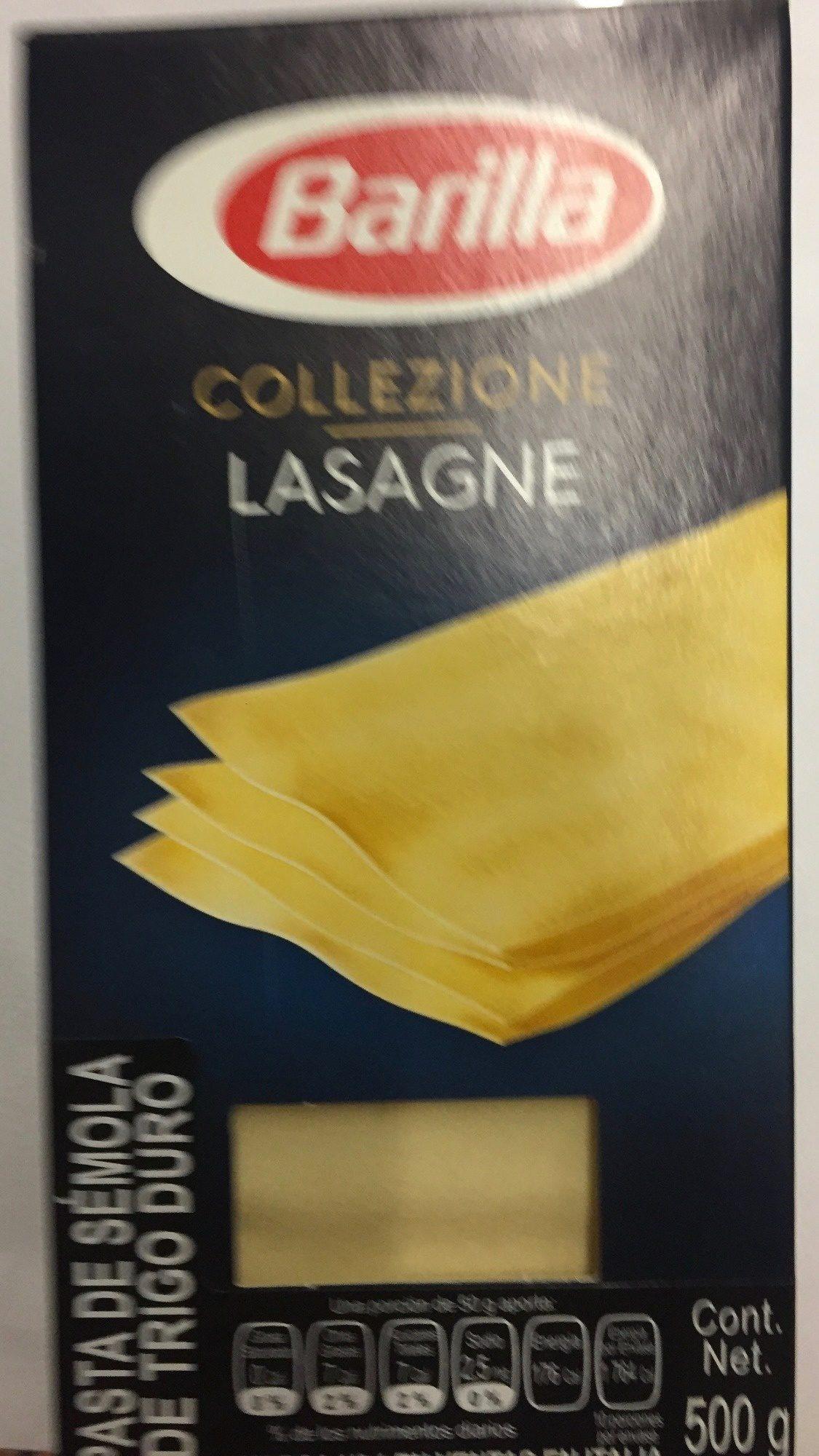 Collezione Lasagne Bolognesi - Prodotto - es