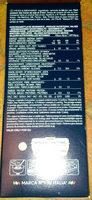Pâtes Lasagne - Informations nutritionnelles