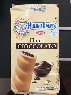 Flauti Cioccolato - Prodotto - it