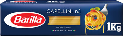 Pâtes Capellini - Prodotto - fr